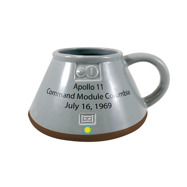 Smithsonian Apollo 11 Module 20 oz. Sculpted Ceramic Mug