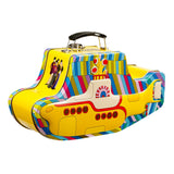 The Beatles Yellow Submarine Embossed Tin Tote