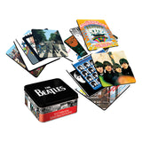The Beatles 13 pc. Coaster Set with Collector Tin