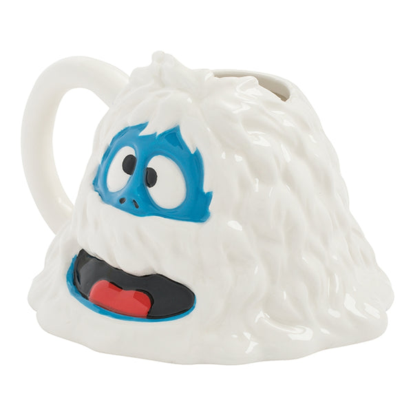 Bumble 16 oz. Sculpted Ceramic Mug