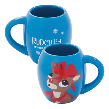 Rudolph Large LED Stocking