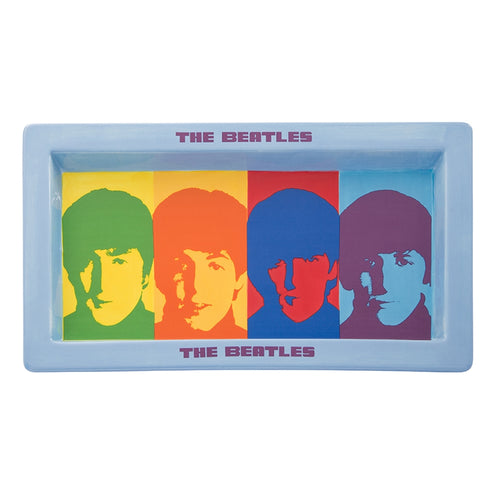 The Beatles Color Bar 16 in. Ceramic Serving Platter