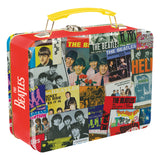 The Beatles Singles Collection Large Tin Tote