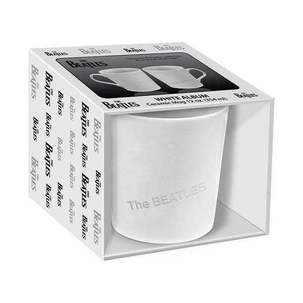 The Beatles White Album 12 oz. Ceramic Mug