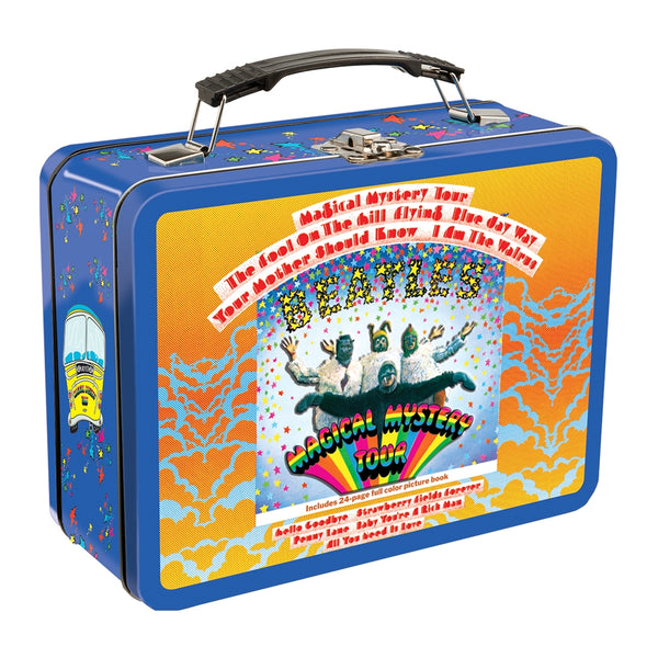 The Beatles Magical Mystery Tour Large Tin Tote