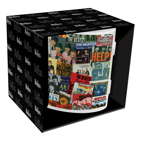 The Beatles Singles Collection 20 oz. Ceramic Mug