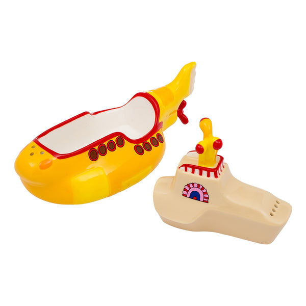 The Beatles Yellow Submarine Salt & Pepper Set