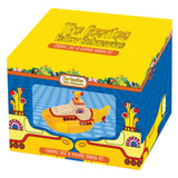 The Beatles Yellow Submarine Sculpted Ceramic Bookends