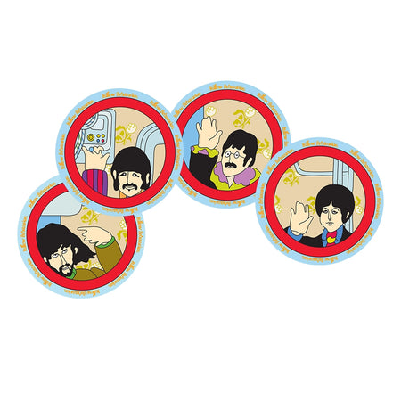 The Beatles Sgt. Pepper's Ceramic Cookie Jar - Blue Edition