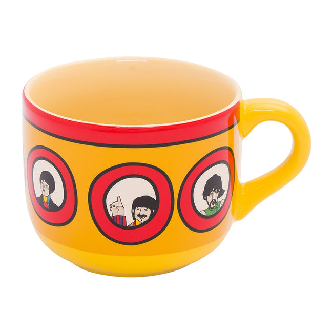The Beatles Yellow Submarine 20 oz. Ceramic Soup Mug