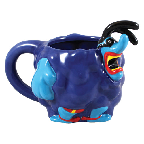 The Beatles Yellow Submarine Meanie Sculpted Ceramic Mug