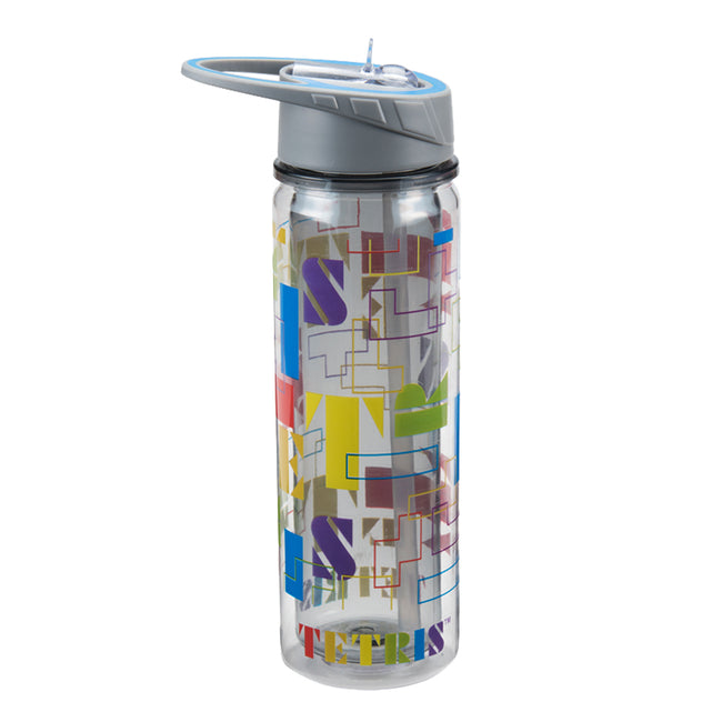 TETRIS 16 oz. Tritan Water Bottle