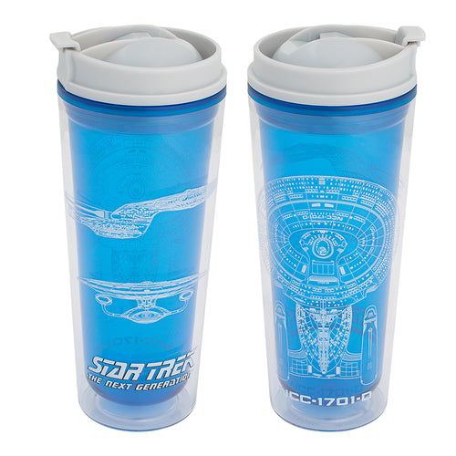 Star Trek The Next Generation 16 oz. Acrylic Tumbler