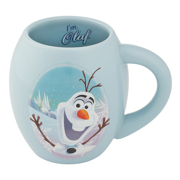 Disney Frozen Olaf 18 oz. Ceramic Oval Mug