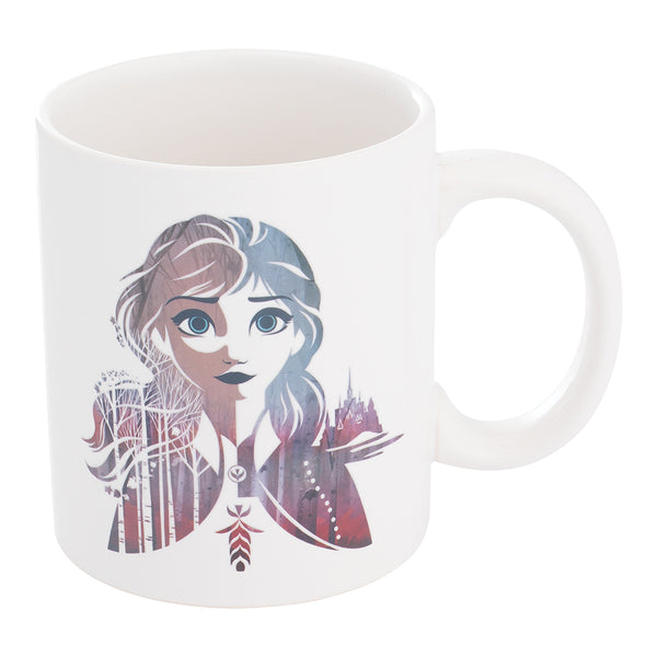 Disney Frozen 2 12 oz. Heat Reactive Ceramic Mug