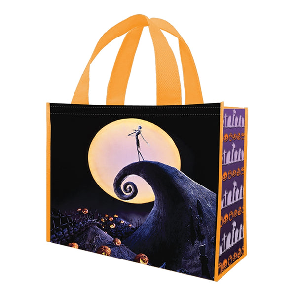 The Nightmare Before Christmas Large Recycled Shopper Tote