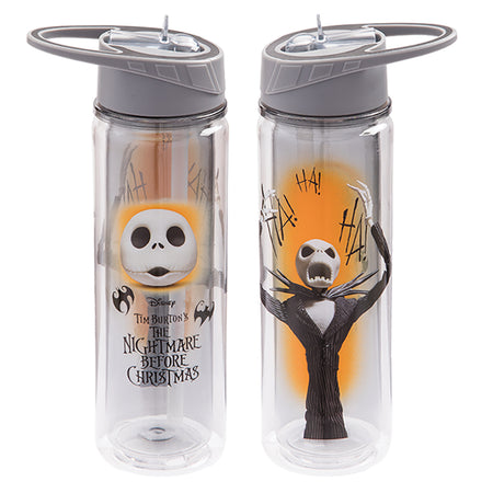 The Nightmare Before Christmas Jack & Sally Salt & Pepper Set
