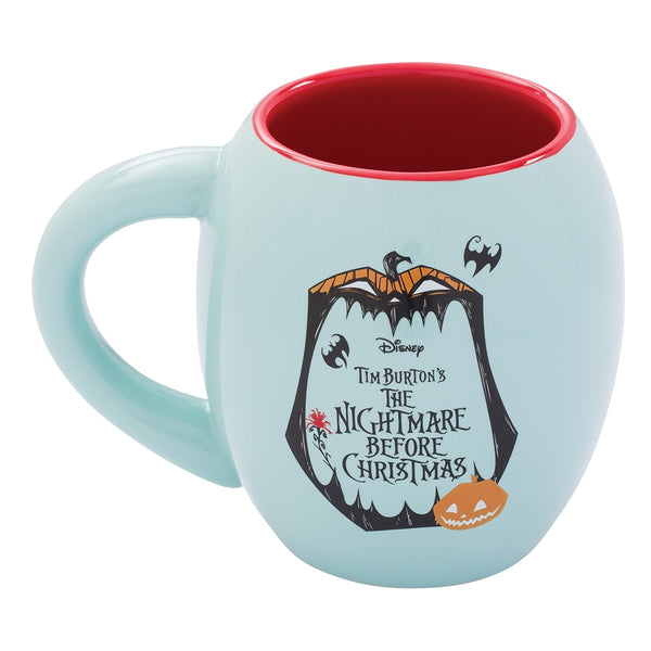 The Nightmare Before Christmas Sally 18 oz. Oval Ceramic Mug