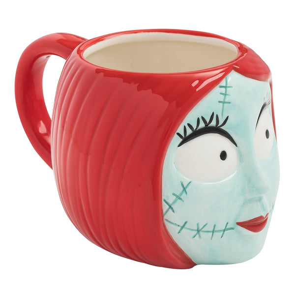The Nightmare Before Christmas Sally 20 oz. Sculpted Ceramic Mug