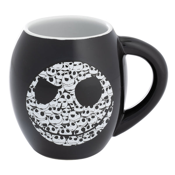 The Nightmare Before Christmas Jack 18 oz. Oval Ceramic Mug