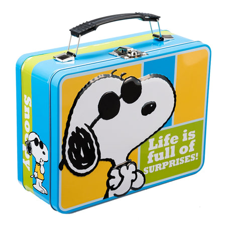 Peanuts Snoopy Large Recycled Shopper Tote