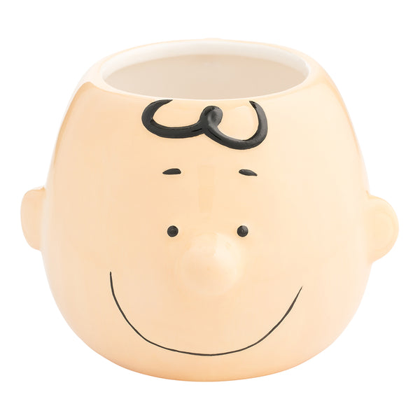 Peanuts Charlie Brown 20 oz. Sculpted Ceramic Mug