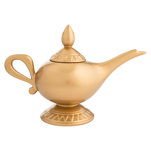 Disney Aladdin Lamp Sculpted Ceramic Teapot