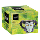 Disney Maleficent Premium Sculpted Ceramic Mug