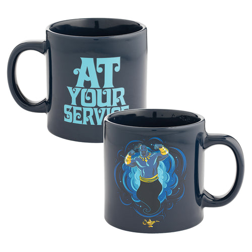 Disney Aladdin Movie Genie 20 oz. Heat Reactive Mug
