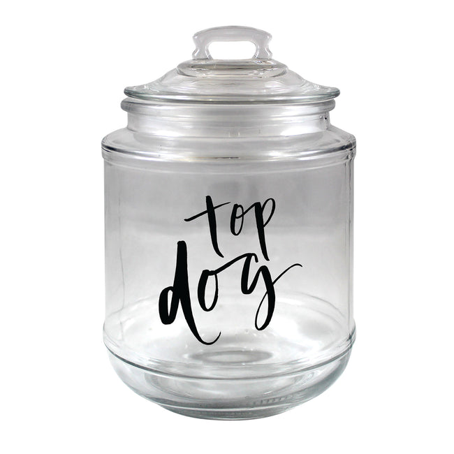 Chelsea Petaja Top Dog Treat Jar