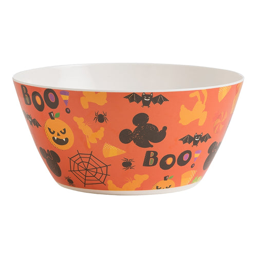 Disney Halloween 10 in. Melamine Serving Bowl