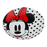 Disney Minnie Mouse 8 in. Ceramic Plate - Set of 4