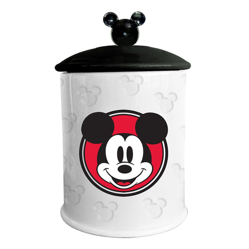 Disney Mickey & Friends Embossed Cookie Jar