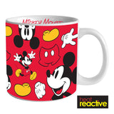 Disney Mickey Mouse 20 oz. Heat Reactive Ceramic Mug