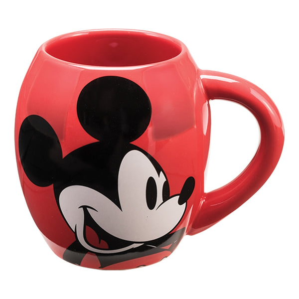 Disney Mickey Mouse 18 oz. Oval Ceramic Mug