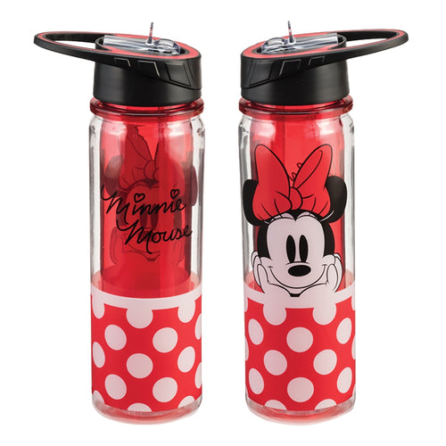 Disney Minnie Mouse 16 oz. Tritan Water Bottle