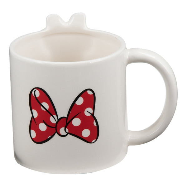 Disney Minnie Mouse 20 oz. Bas Relief Ceramic Mug