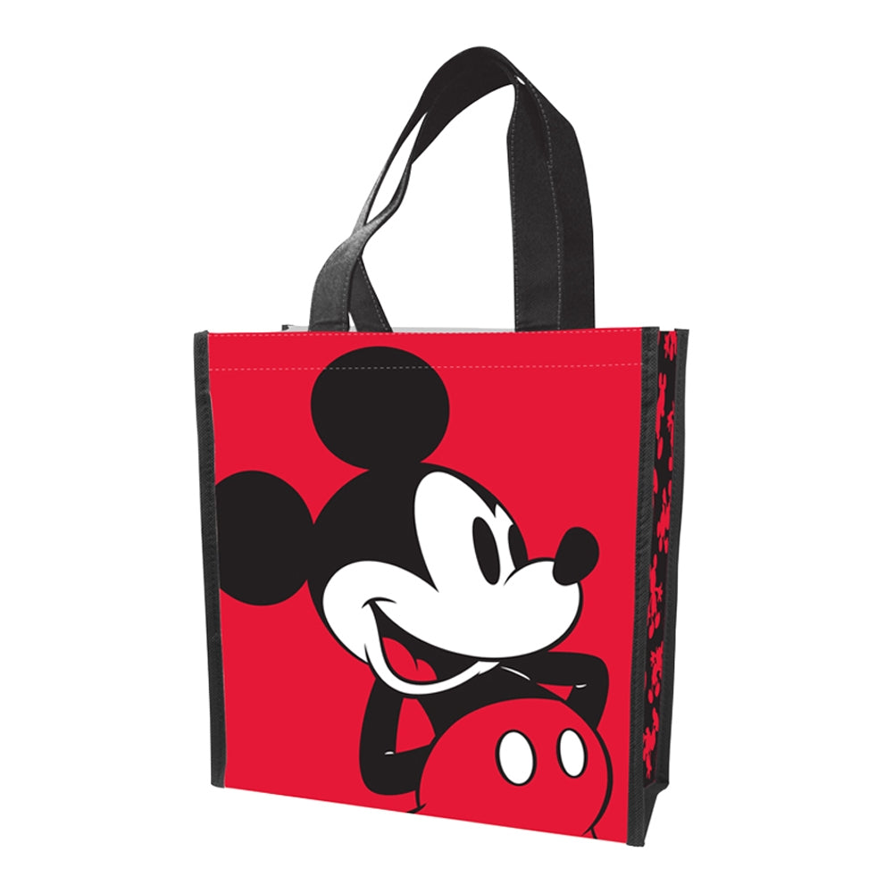 disney mickey mouse small recycled shopper tote vandor