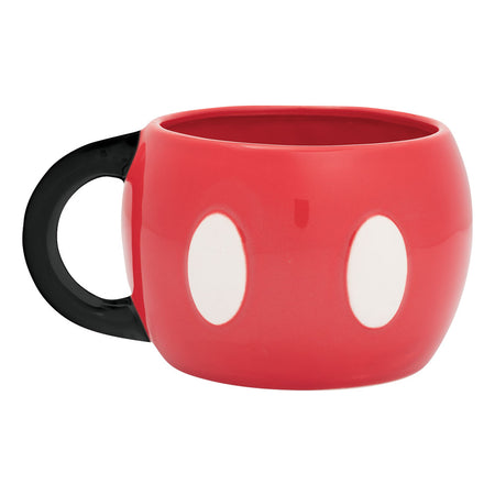 Disney Minnie Mouse 18 oz. Oval Ceramic Mug