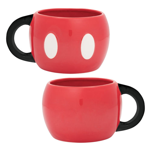 Disney Mickey Mouse 20 oz. Sculpted Ceramic Mug