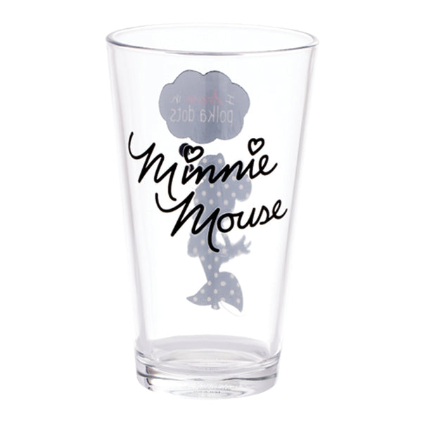 Disney Minnie Mouse 4 pc. 16 oz. Glass Set