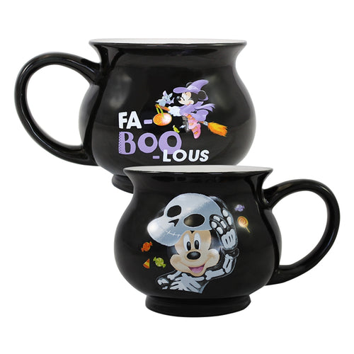 Disney Halloween Cauldron 14 oz. Ceramic Mug