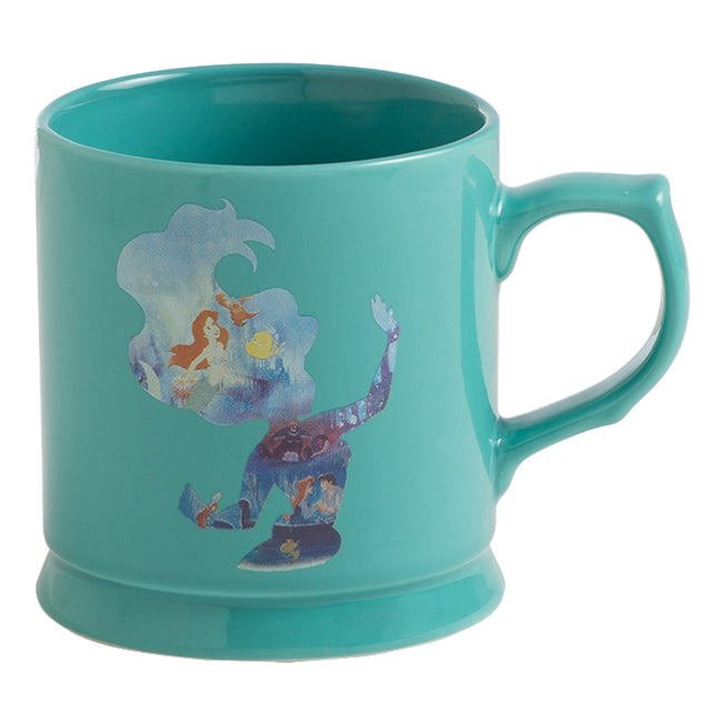 The Little Mermaid Courage 12 oz. Refined Ceramic Mug