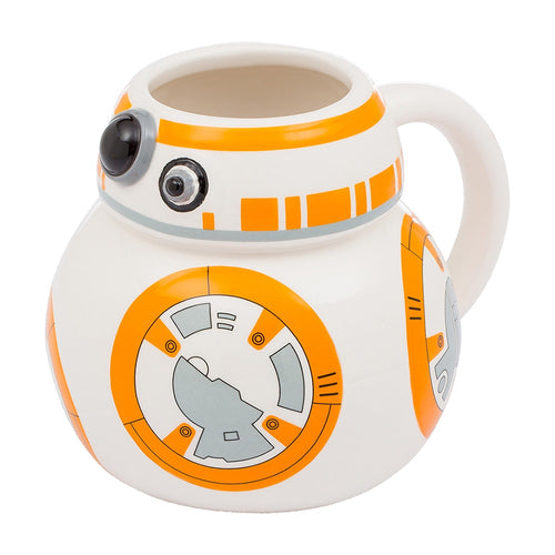 Star Wars BB-8 18 oz. Ceramic Sculpted Mug