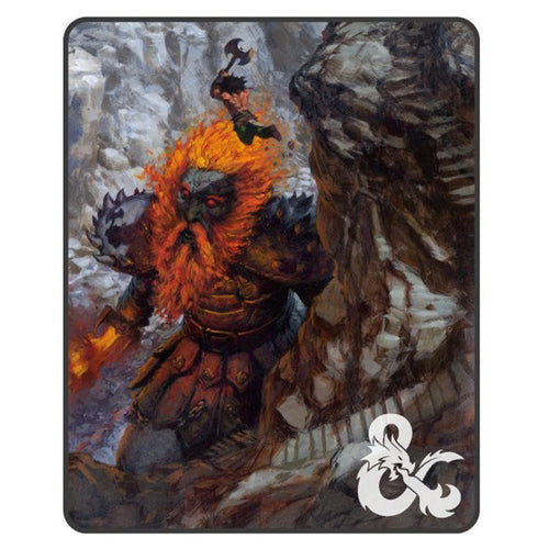 Dungeons & Dragons 48 x 60 in. Digital Fleece Throw