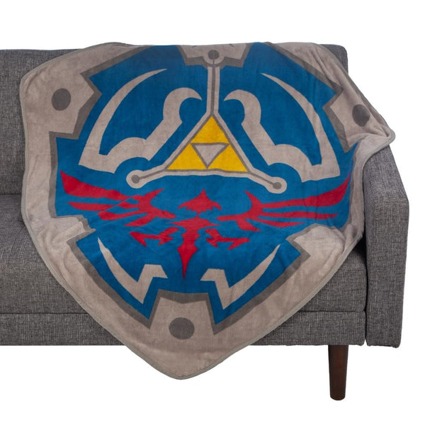 Nintendo Zelda 52 x 60 in. Shaped Digital Fleece Throw