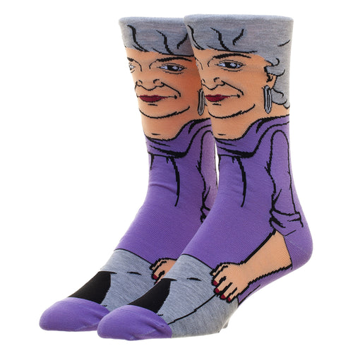 Golden Girls Dorothy Crew Socks