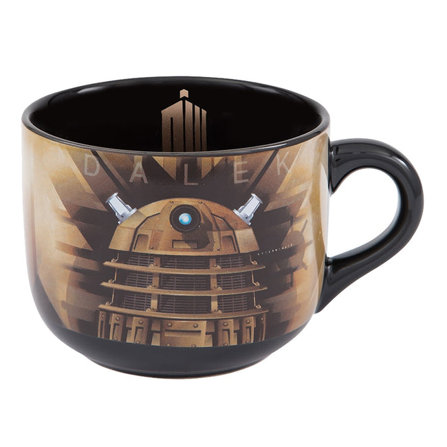 Doctor Who 20 oz. Ceramic Soup Mug