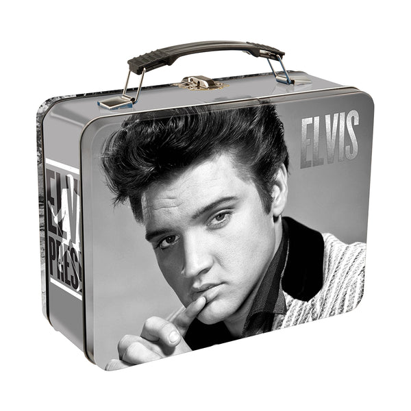 Elvis Presley Large Tin Tote