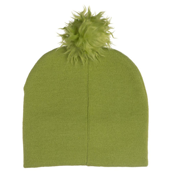 Dr. Seuss The Grinch Big Face Knit Cap